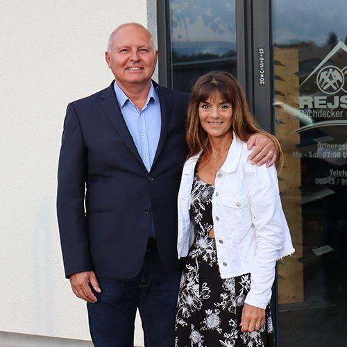 Nina und Karel Rejsek